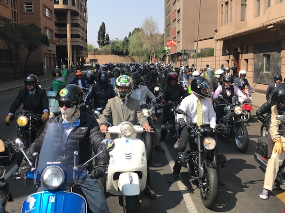 Distinguished Gentlemens Ride Main