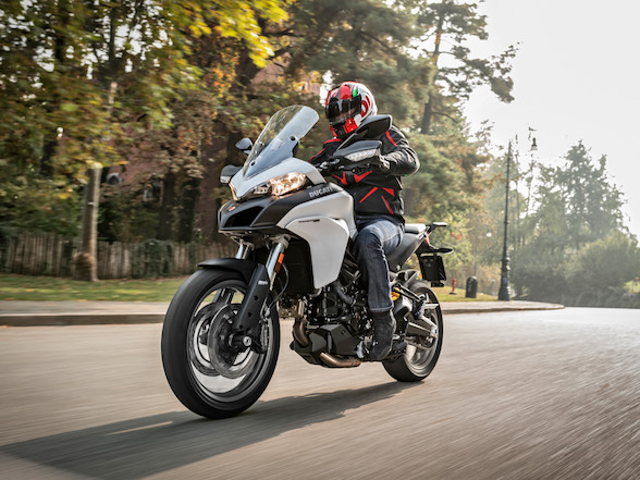 Review and Video: Ducati Multistrada 950 – Not so baby baby