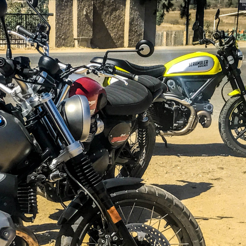 Scrambler Group