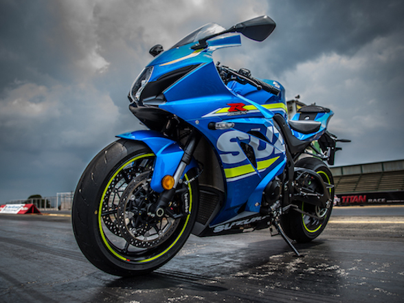 News: GSX-R1000 now sold with both-ways quick shifter