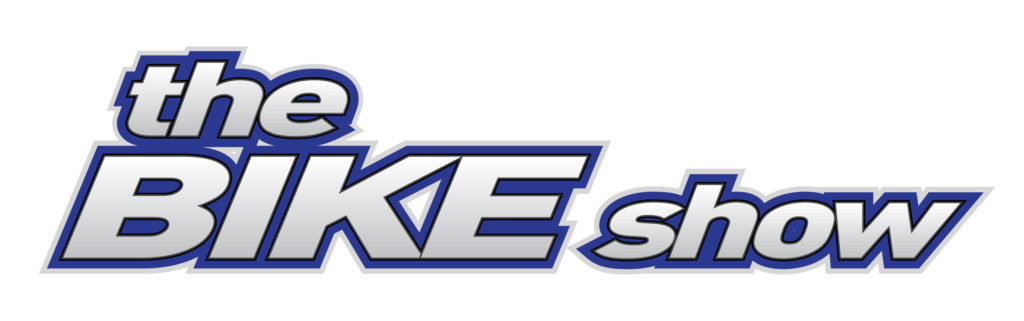 The BIKE show logo