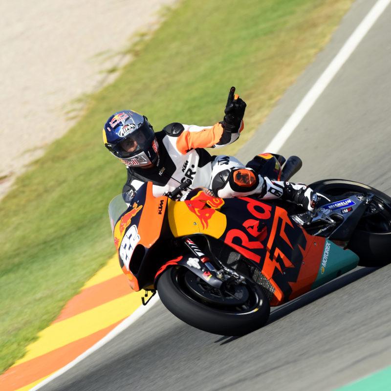 Cairoli MotoGP 1