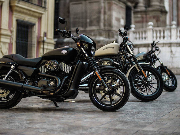 Harley-Davidson to Launch 100 New Models Over the Next 10 Years
