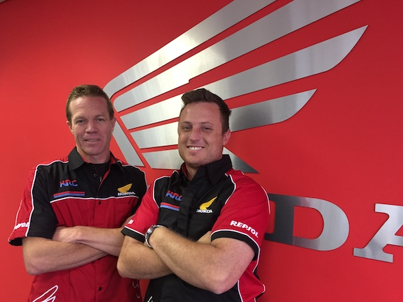 News: New sales team staff at Honda Wing Sandton