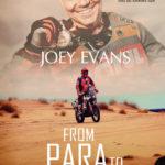Joey Evans From Para To Dakar book
