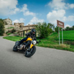 Monster 821 Feature