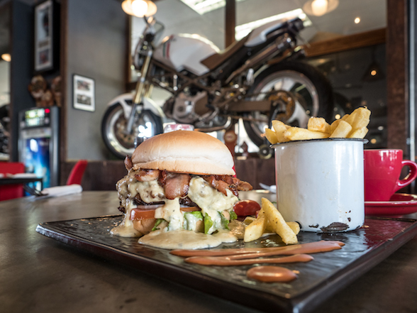 Competition: Win a meal for two from Rim & Rubber in Fourways
