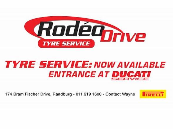 Rodeo Drive Tyre Service: fast tyres service for all makes of motorcycles