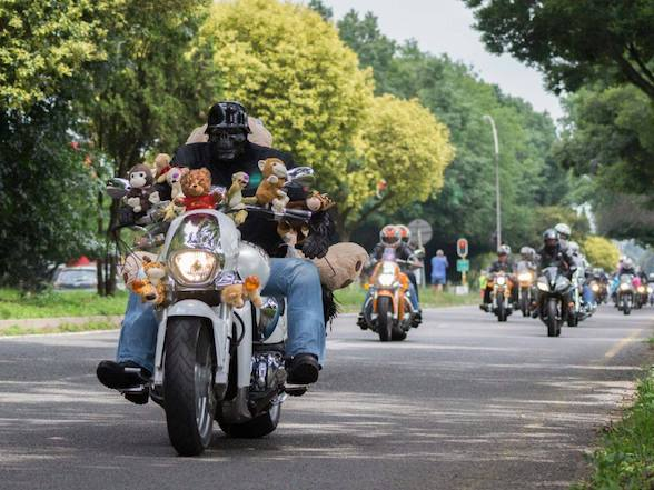 The 35th South African Toy Run – 26 November, countrywide