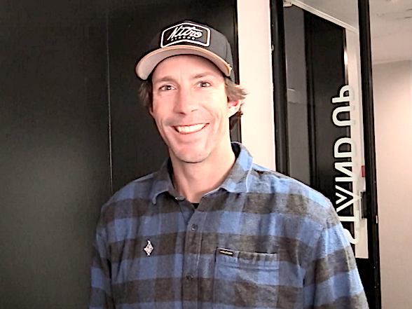 Video interview: Travis Pastrana on tearing through the 94.7 offices, bigger Nitro Circus jumps, racing Grant Langston, being a father and why South Africa loves extreme sports