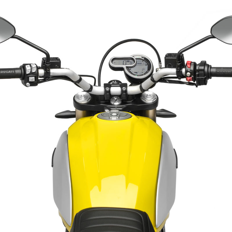 11-11 SCRAMBLER 1100 YELLOW