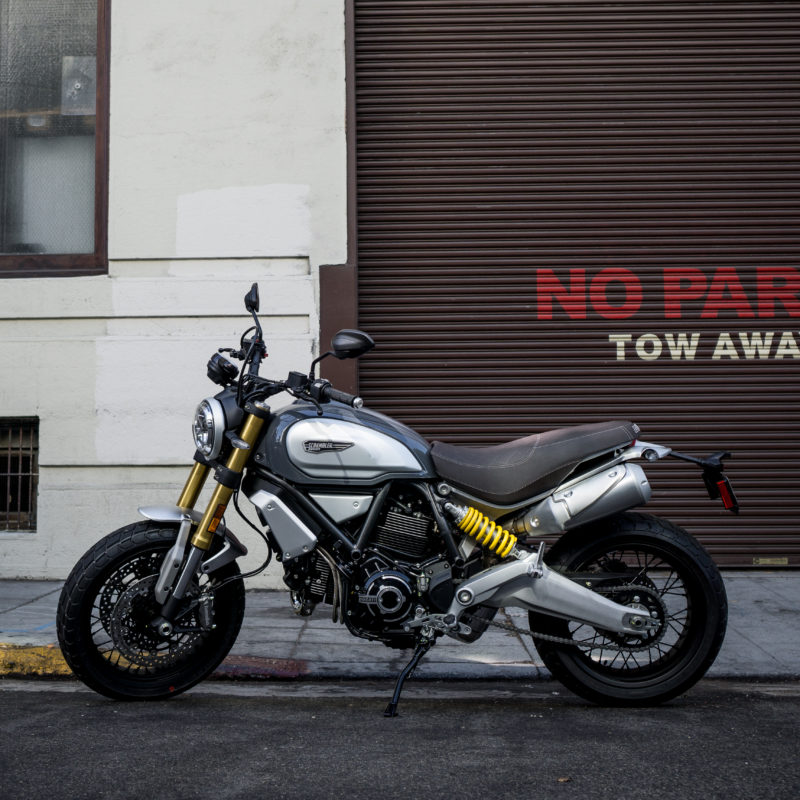 Ducati Scrambler 1100: Like the last Scrambler only more mad – The