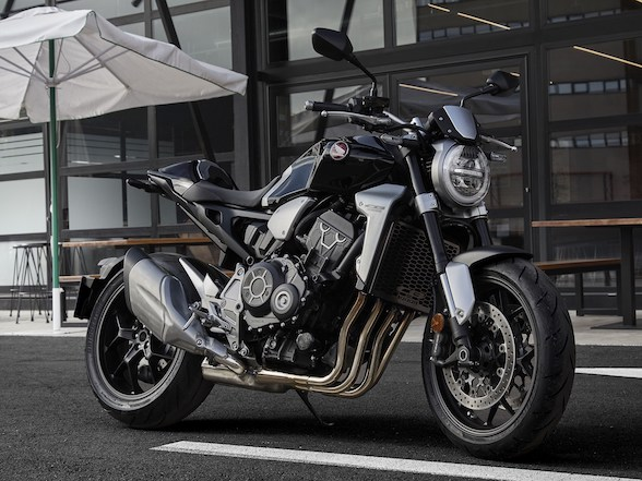 New Honda CB1000R – a naked Fireblade