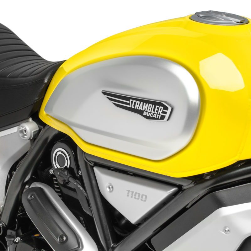 12-10 SCRAMBLER 1100 YELLOW