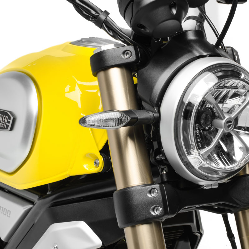 13-09 SCRAMBLER 1100 YELLOW