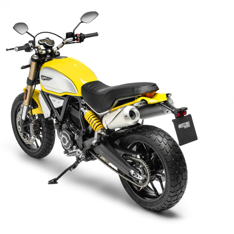 16-06 SCRAMBLER 1100 YELLOW