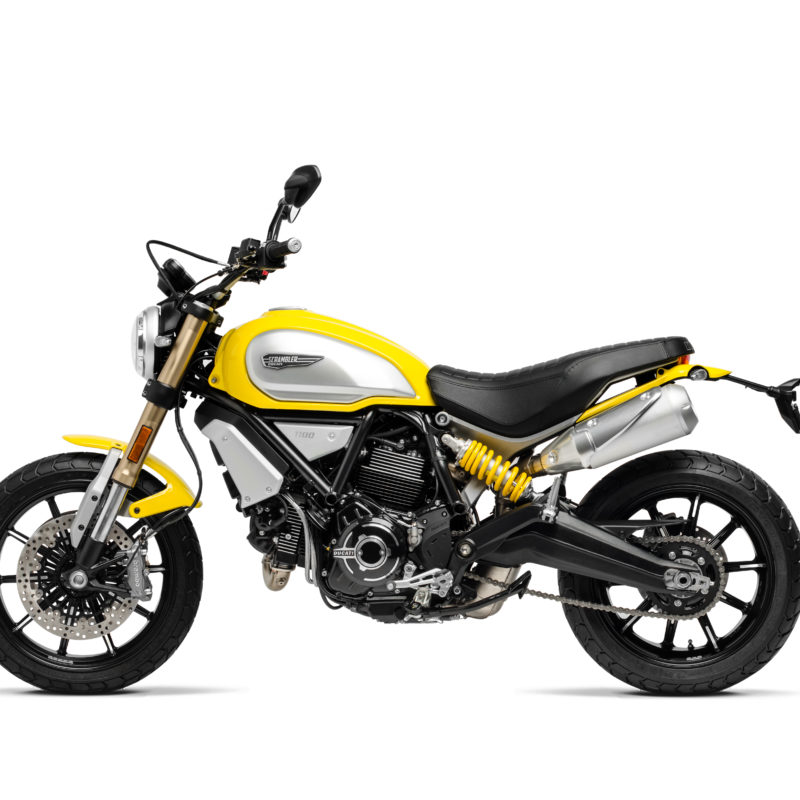 17-05 SCRAMBLER 1100 YELLOW