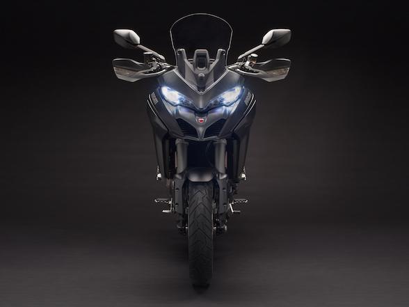New Ducati Multistrada 1260: Because more is more