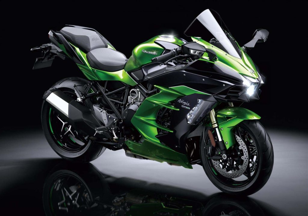 Kawasaki Ninja H2 Sx A Supercharged Tourer Whats Not To Like