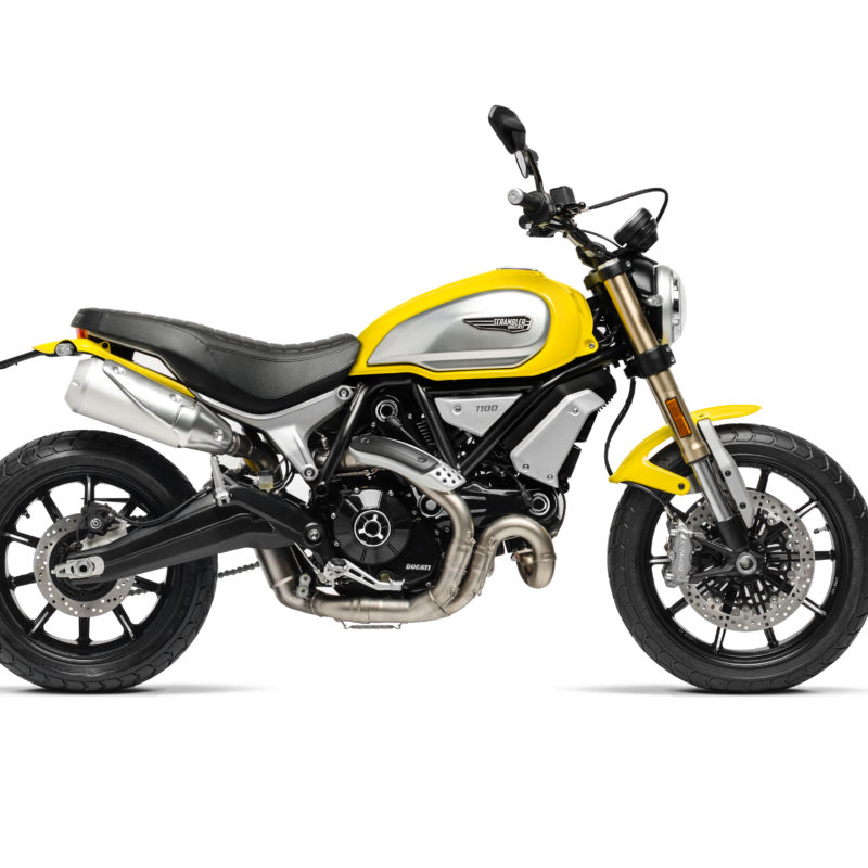 21-01 SCRAMBLER 1100 YELLOW