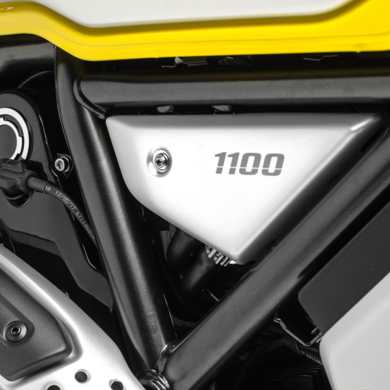 5-17 SCRAMBLER 1100 YELLOW