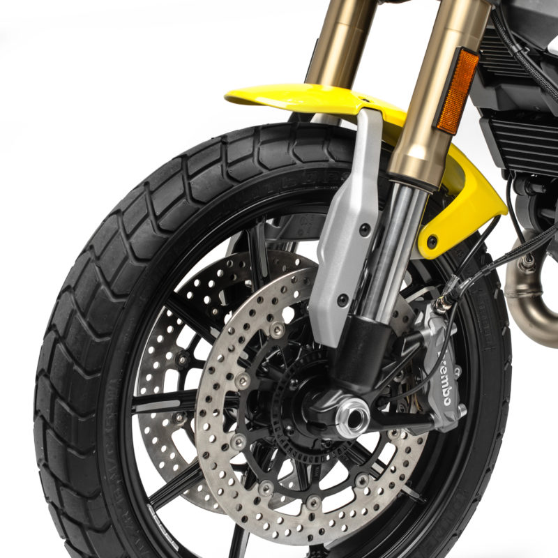 9-13 SCRAMBLER 1100 YELLOW