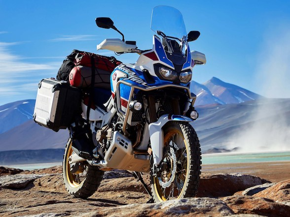 Honda launches a more off-roady Africa Twin