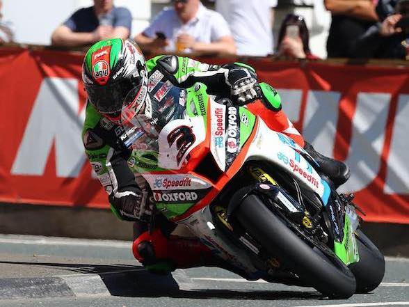 Isle of Man TT racer James Hillier to tackle Roof of Africa enduro