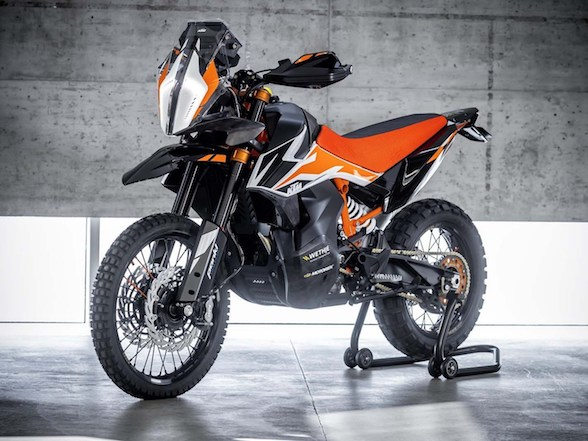 It's officially happening; the KTM 790 Adventure
