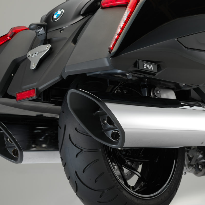 The BMW K 1600 B – six cylinders in the bag – The Bike Show