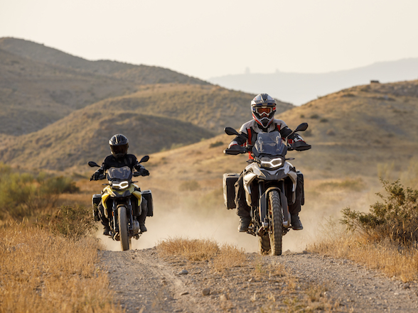New BMW F750 & 850 GS: more power, better power, more technology