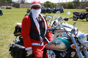 The Santa Run taking place on 26 November in Florida, West Rand