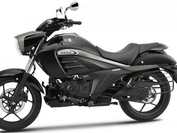 Suzuki Intruder 150 – who would pay a bike this ugly?