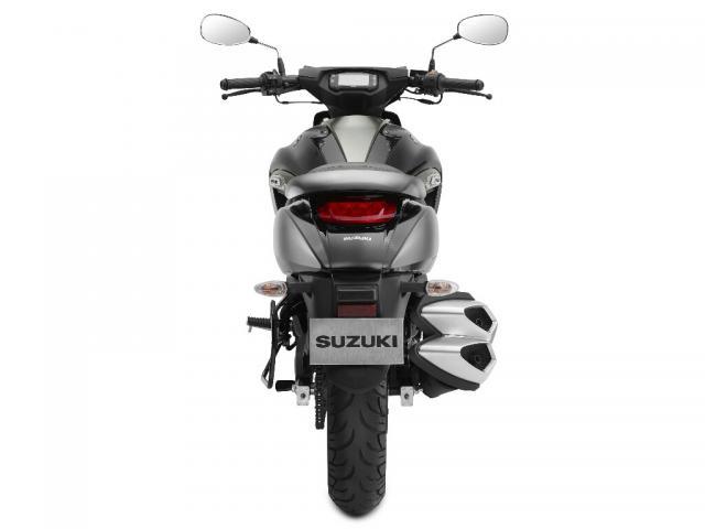 Suzuki Intruder 150 Ugly 1