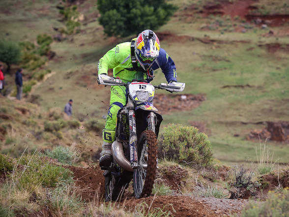 Wade Young wins Motul Roof of Africa Hard Enduro 2017