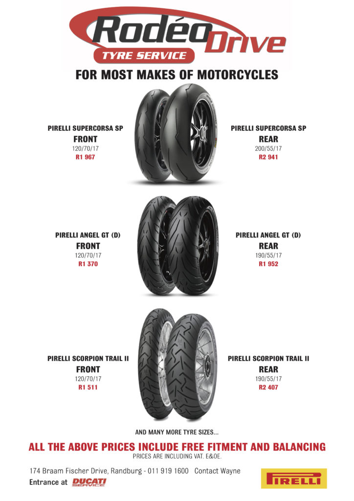 Rodeo Drive Tyre Service