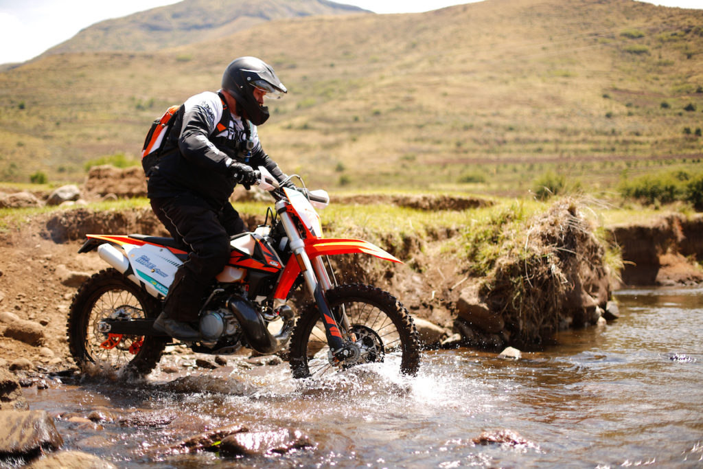 2018 KTM TPI 300 - Media Launch - Lesotho - Daniel Coetzee for ZCMC - 20.11.2017-0578
