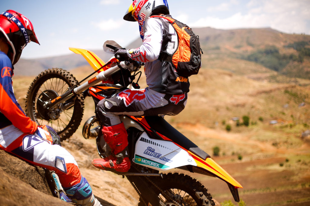 2018 KTM TPI 300 - Media Launch - Lesotho - Daniel Coetzee for ZCMC - 20.11.2017-0614