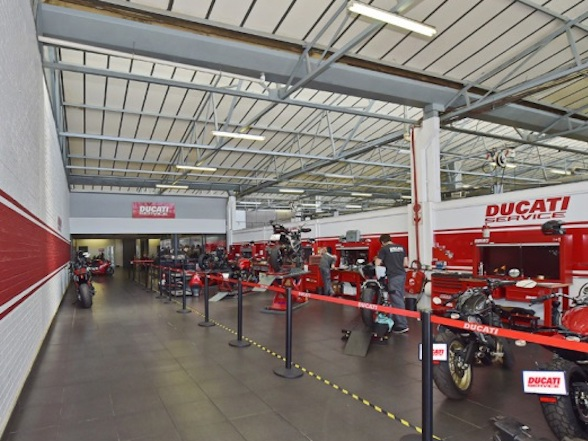 Ducati offers first two services free with 2018 models