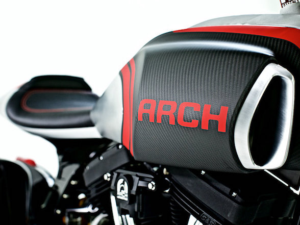 Keanu Reeves ups the ante with Arch Motorcycles