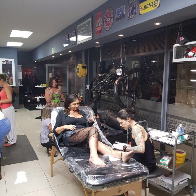 Barber vape tattoo 2608