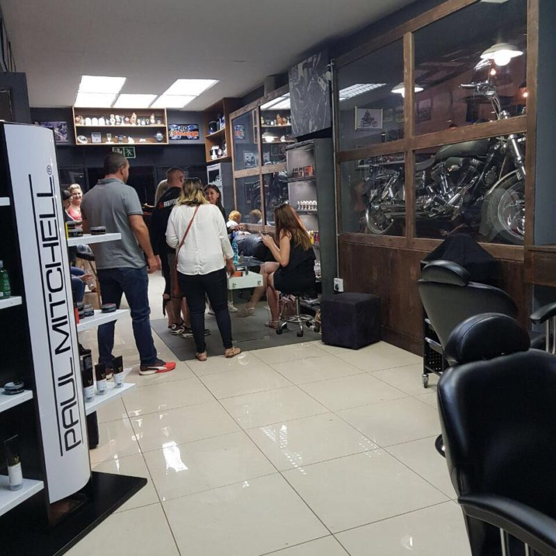 Barber, Vape and Tattoo official opening – Rim & Rubber