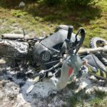 Donkey BMW HP2 Burnt 2471