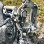 Donkey BMW HP2 Burnt 2474