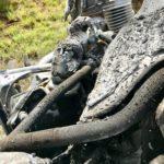 Donkey BMW HP2 Burnt 2477
