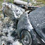 Donkey BMW HP2 Burnt 2478