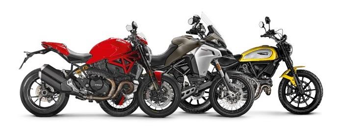 Ducati December Deals