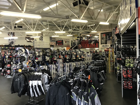Moto Mate to renovate shop and is looking for new staff