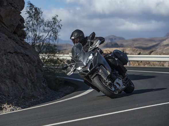World Launch: Ducati Multistrada 1260S in Gran Canaria