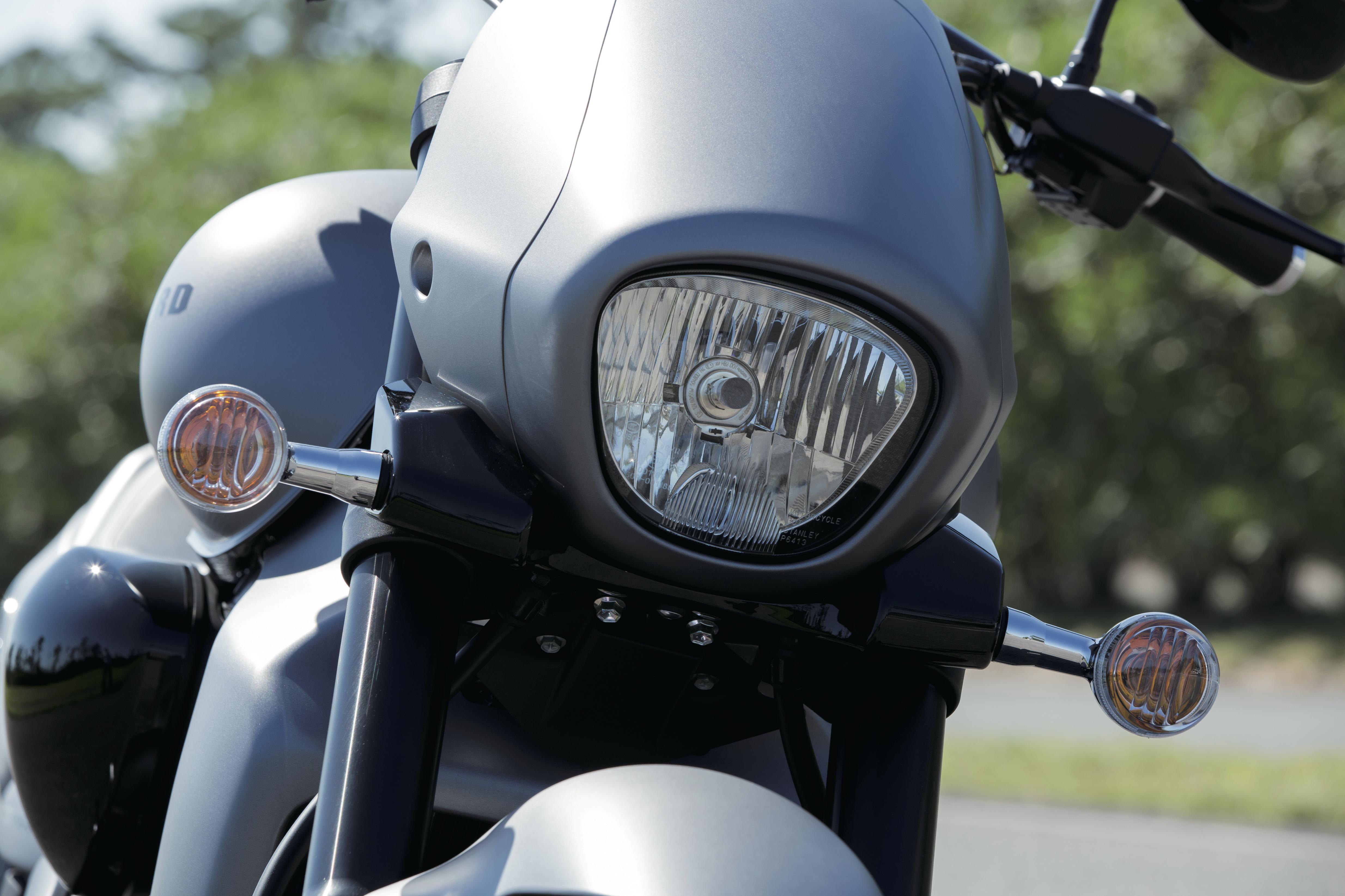 Intruder Alert: The Suzuki VZR 1800 Intruder review – The